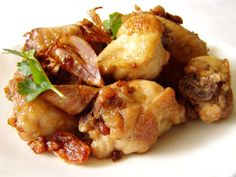 Thai cuisine recipes appons thai food recipes fried chicken garlic fried house chicken gay na tod gartheim appons thai food recipes forumfinder Images