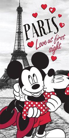 mickey and minnie in PARIS✨ - Trend Disney Stuff 2019 Disney Mickey Mouse, Mickey Mouse Kunst, Mickey Mouse E Amigos, Mickey Mouse Drawings, Retro Disney, Mickey Mouse Pictures, Mickey Mouse Cartoon, Mickey Mouse And Friends, Disney Drawings