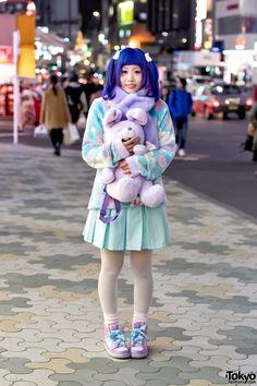 Cute Pastel Harajuku Fashion