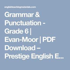 Grammar punctuation grade 5 grammar punctuation evan moor grammar punctuation grade 6 evan moor pdf download prestige english fandeluxe Images