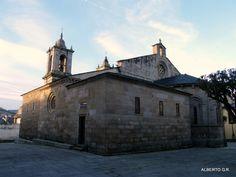 Viveiro: Iglesia de Santa María del Campo.