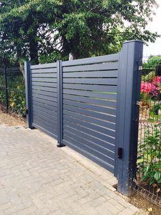 Portail aluminium Raz www.toriportails.be