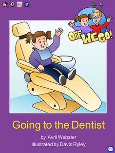 Must remember to refer to this in December when Aly has her next appointment. The one she had this month did not go well.     Apps for Avoiders - Dentist Social Story - Desensitize through Stories -  Pinned by @PediaStaff – Please Visit http://ht.ly/63sNt for all our pediatric therapy pins