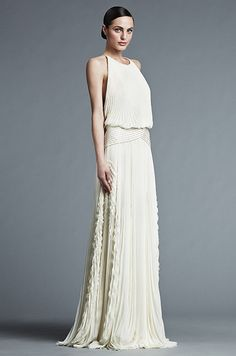 For the non-traditional woman. J. Mendel, Spring 2015