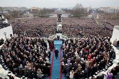 Photos of the Inauguration of President Donald J. Trump (43 photos)