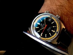 The Joy of Collecting Vintage Enicar Watches - Page 53