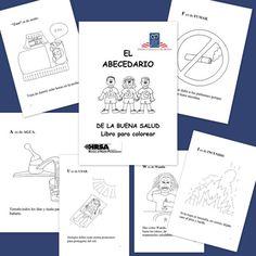 Recursos para el aula: Abecedario de la buena salud en los niños