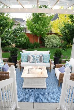 Home by Heidi: Birch Lane Outdoor Makeover