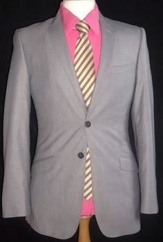 Butler & Webb Slim Fit men`s suit Chest 36 / Waist 30