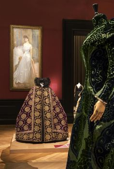 expo robes de la comtesse de Greffulhe (1860-1952), Galliera, Paris