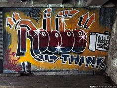 Rest in peace, my favorite graffiti artist of all time and inspiration. King Robbo, I hope you're tagging the heavens with your art