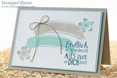 Stempel-Biene: Geburtstagsset mit Stampin' Up Work of Art