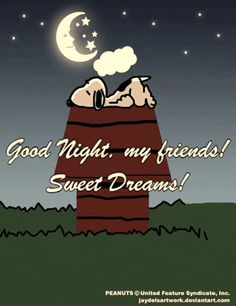 Discover & share this Gif Snoopy Night Dreams Friends GIF with everyone you know. GIPHY is how you search, share, discover, and create GIFs. Good Night Cat, Good Night My Friend, Good Night Sleep Tight, Good Night Prayer, Cute Good Night, Good Night Blessings, Good Night Sweet Dreams, Good Night Moon, Good Night Image