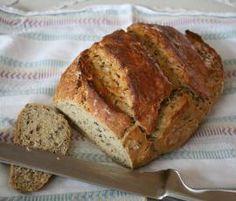 Rezept Rustikales Buttermilchbrot von Nadine Wolf - Rezept der Kategorie Brot & Brötchen