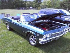 1965 Chevy Impala convertible
