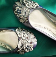 c762da75b1d4 Dragonfly French Knot Lace Bridal Ballet Flats Wedding Shoes - All Full  Sizes - Pick your own shoe color and crystal color