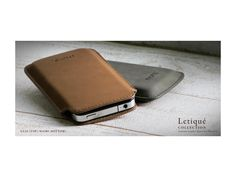 Have you prepared a case or sleeve for your fresh iPhone Still not? Perhaps you'd like to check the elegant iPhone 4 leather sleeve manufactured by More-Thin Iphone 4s, Leather Accessories, Wallet, Collection, Slipcovers, Accessories, Iphone 4, Purses, Diy Wallet