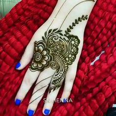 Modern Henna Designs, Mehndi Designs For Kids, Henna Tattoo Designs Simple, Mehndi Designs Feet, Latest Bridal Mehndi Designs, Mehndi Designs Book, Full Hand Mehndi Designs, Mehndi Designs For Beginners, Mehndi Design Photos