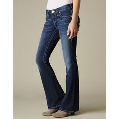True Religion Brand Jeans Hand Picked Flare Petite Light Weight Jean ($178)