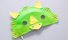 DIY Dinosaur Halloween Mask - Holidays Tips & Advice | mom.me