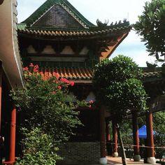 #china #chine #guangdong #guangdongprovince #chinesearchitecture #chinesegarden…