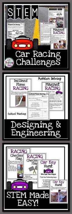 STEM Car Racing Chal