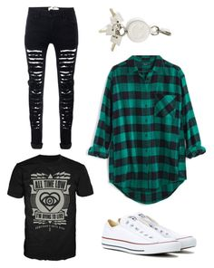 """""""Stiles inspired"""" by teenwolf9 ❤ liked on Polyvore featuring Madewell, Converse, Alexander Wang and TeenWolf"""