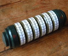In this Instructable I'll show how I made my cryptex.  There is already an Instructable on making a cryptex published lately, but I wasn't satisfied b...
