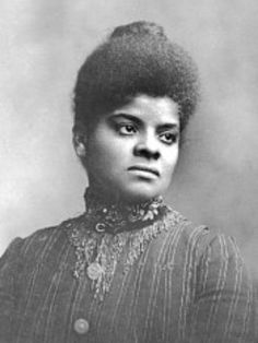 the life of ida b wells an african american journalist She lived in memphis for about 10 years, then spent the last half of her life in  chicago, illinois  she created one of the first kindergartens for black children.