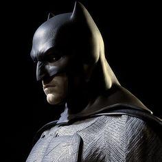 BvS Batman Statue - Prime1 Studio, Alvaro Ribeiro on ArtStation at https://www.artstation.com/artwork/2b4eg
