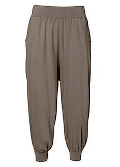 Jersey Harem Trousers