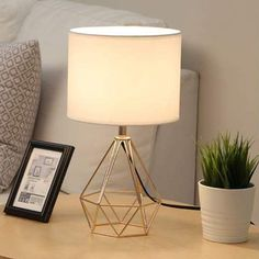 Modern Bedroom Bed Side Table Lamp with Lamp Shade for Living Room Loft Personal Office Coffee Tables Led Lights Decoration Side Tables Bedroom, Table Lamps For Bedroom, Bedroom Bed, Bedroom Ideas, Bedrooms, Bedside Lamps Wood, Modern Bedside Table, Bed Side Lamps, Bed Lamps