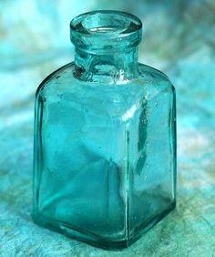 Turquoise Bottle.... ~angel-eyez~