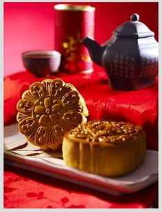 Ive always wanted to try a Moon cake! They look really good! :)