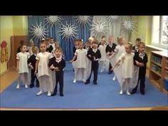 Tańce i piosenki z okazji Dnia Babci i Dziadka- gr. średniaków- Przedszkole nr 10 w Lęborku - YouTube