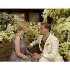 The Great Gatsby ❤ liked on Polyvore featuring pictures, vintage and gatsby