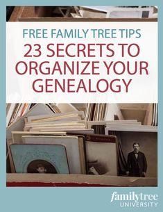 Genealogy Sites, Family Genealogy, Free Genealogy, Genealogy Humor, Genealogy Search, Genealogy Forms, Genealogy Organization, Organizing Paperwork, Binder Organization