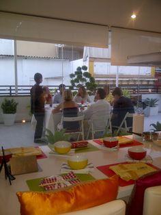 Atelier de cocina de T