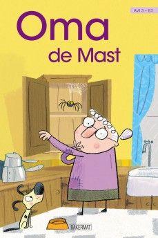 Avi 3: oma de mast – Uitgeverij Bakermat