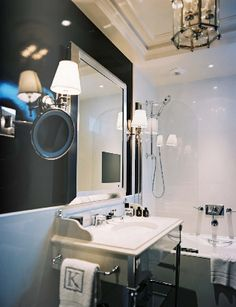 Eventual look that I want my bathroom to have.  I need to win the lottery or find a sugar daddy first though :D
