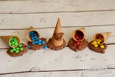We are well into the preparations for my daughter's Harry Potter birthday party. One of our biggest concerns was how to sort the kids? We wanted it to be random and fun, so we came up with these cookies. Each cookie is filled with a different color of M&Ms. The kids each pick their cookie …