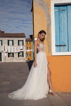 2018 Burano Collection | Gali Karten | Bridal Couture