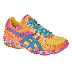 Womens ASICS GEL-Flashpoint Court Shoe