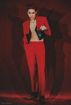 Suho - 191201 'Obsession' album contents photo Credit: luvfor_m. Chanyeol, Tao Exo, Exo K, Chen, K Pop, Exo Official, Instyle Magazine, Cosmopolitan Magazine, Exo Ot12