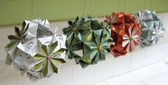 SPECIAL SALE - Holiday Ornaments - Mix and Match any 4