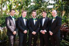 Kieran and Joanne's destination wedding in the Marie Selby Botanical Garden in Sarasota, Florida | Confetti