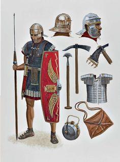 Roman Empire Soldiers : Photo