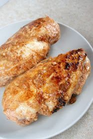 Pieczony kurczak w marynacie jogurtowej Polish Recipes, Poultry, Healthy Lifestyle, French Toast, Chicken Recipes, Food And Drink, Healthy Eating, Dinner, Cooking