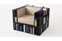 僕の椅子は僕だけの図書館だ | roomie(ルーミー)