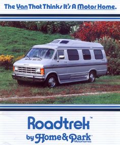 Part 2 of our series: The van that thinks it's a motorhome: :) Check back next week for final installment! #ThrowbackThursday #Roadtrek #RoadtrekLiving